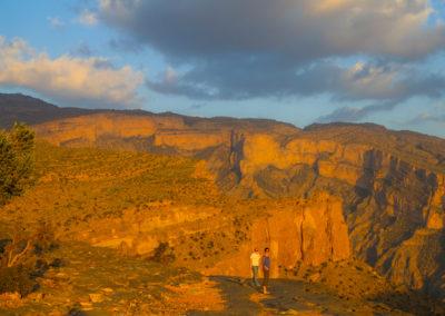 oman-highlight-jabal-shams-grand-canyon-abend