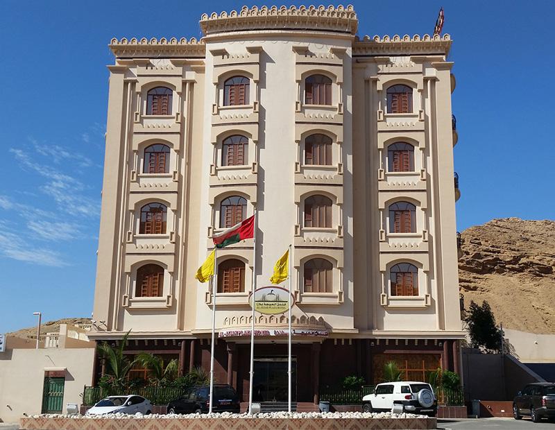 oman-hotel-al-ayjah-plaza-aussen
