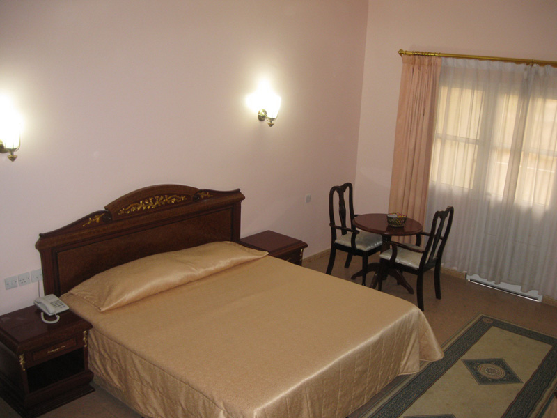 oman-hotel-al-diyar-nizwa-doppelbett-zimmer