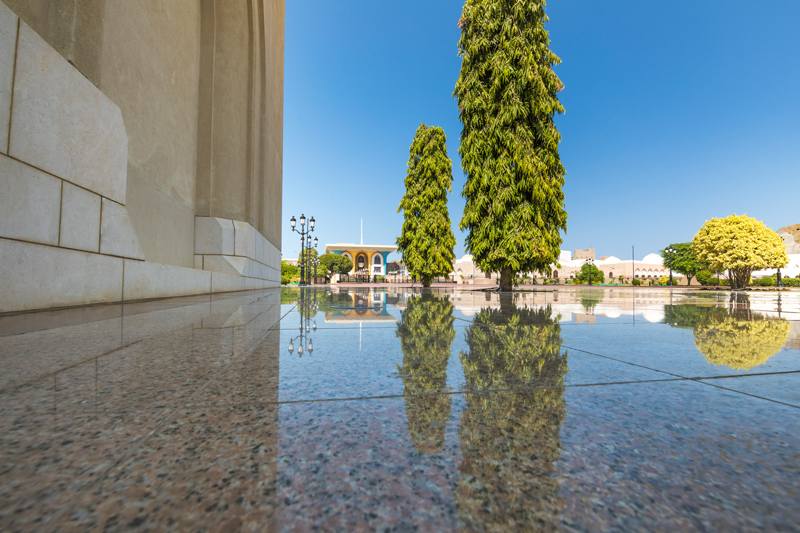 oman-maskat-al-alam-palace-sultanspalast-marmor