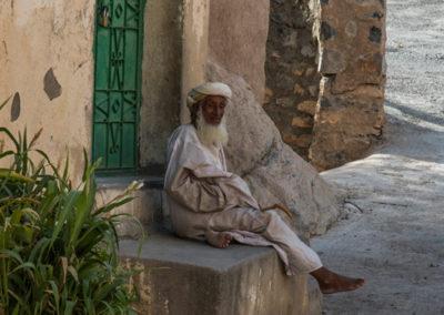 oman-misfat-al-abriyyin-ausflug-mann