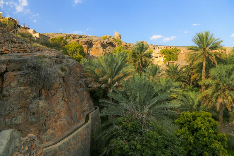 oman-misfat-al-abriyyin-reise-wachturm-falaj