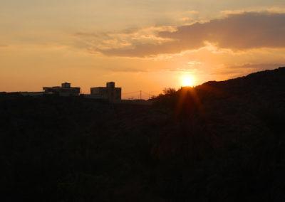 oman-misfat-al-abriyyin-rundreise-sonnenuntergang