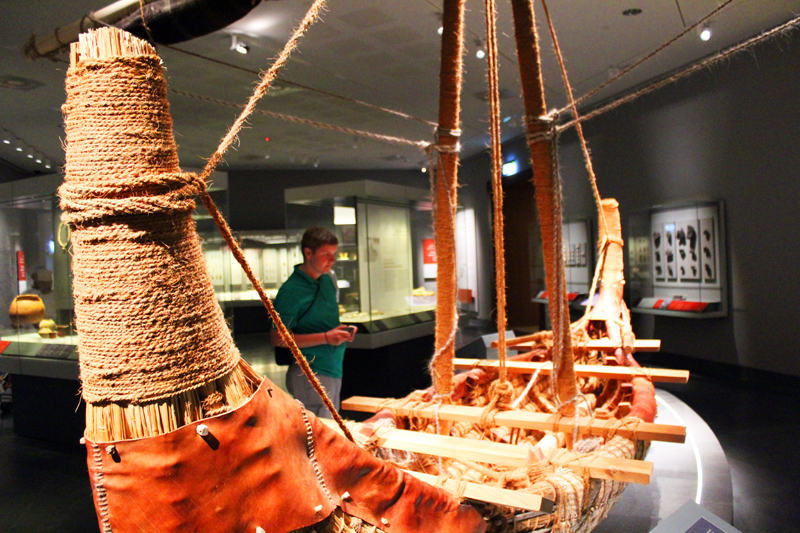 oman-muscat-national-museum-boot-historisch