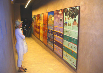 oman-nizwa-fort-burg-museum-rundreise-gast