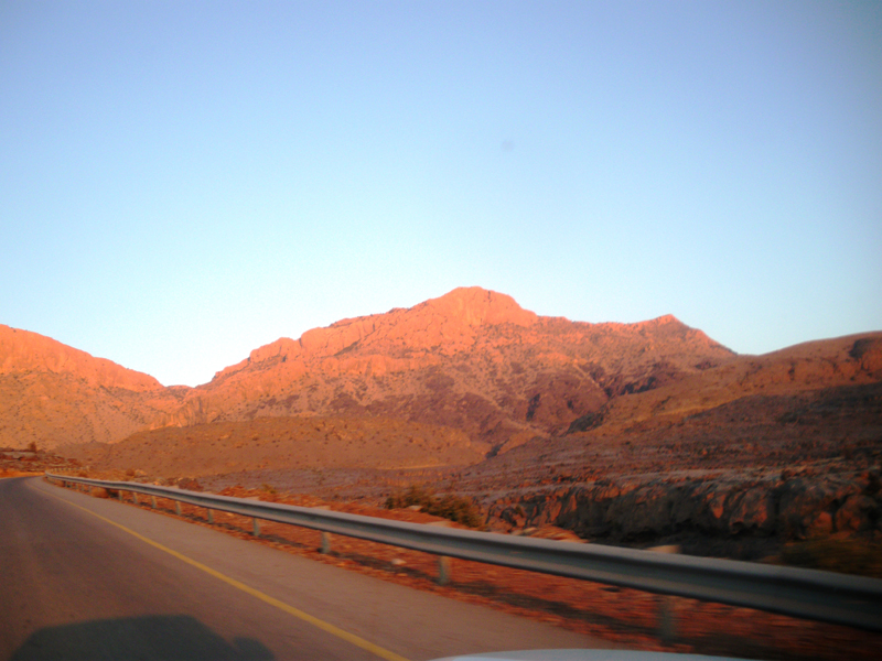 oman-reise-jabal-shams-grand-canyon-anfahrt