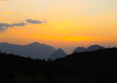 oman-reise-jabal-shams-grand-canyon-sonnenuntergang