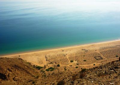 oman-reise-strand-as-sifah-beach-meerwasser