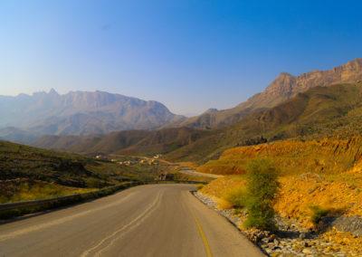 oman-rundreise-jabal-shams-grand-canyon-anfahrt