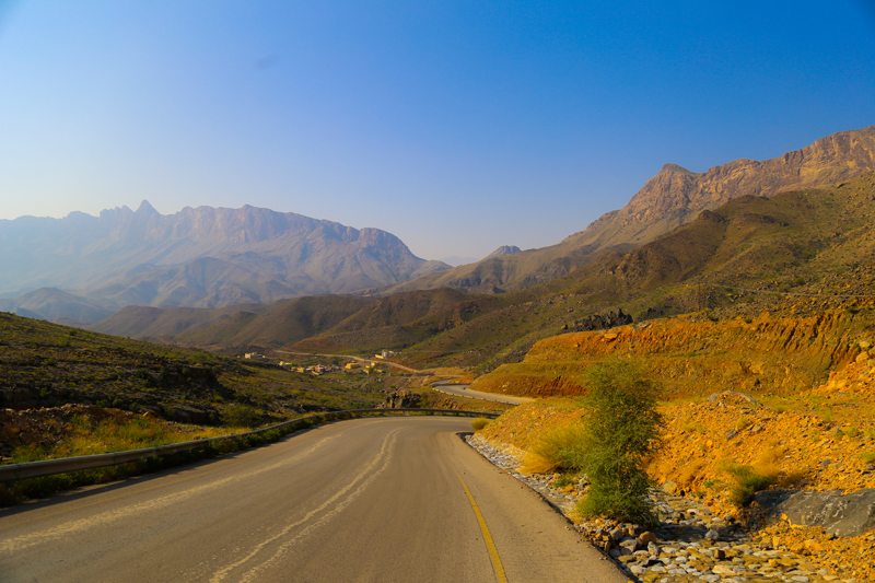 oman-rundreise-jabal-shams-grand-canyon-anfahrt