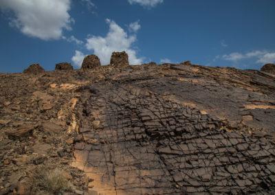 oman-rundreise-ruinen-al-ayn_jabal-misht-anblick