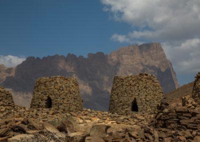 oman-rundreise-ruinen-al-ayn_jabal-misht-hintergrund