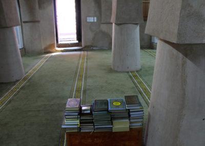 oman-rustaq-fort-moschee-koran-urlaub