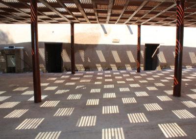 oman-rustaq-fort-rundreise-moschee