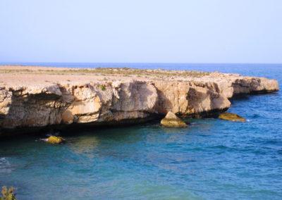 oman-schwimmen-fins-beach-kueste