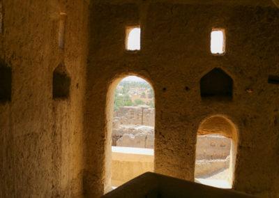 oman-urlaub-bahla-kultur-moschee-lehmbau