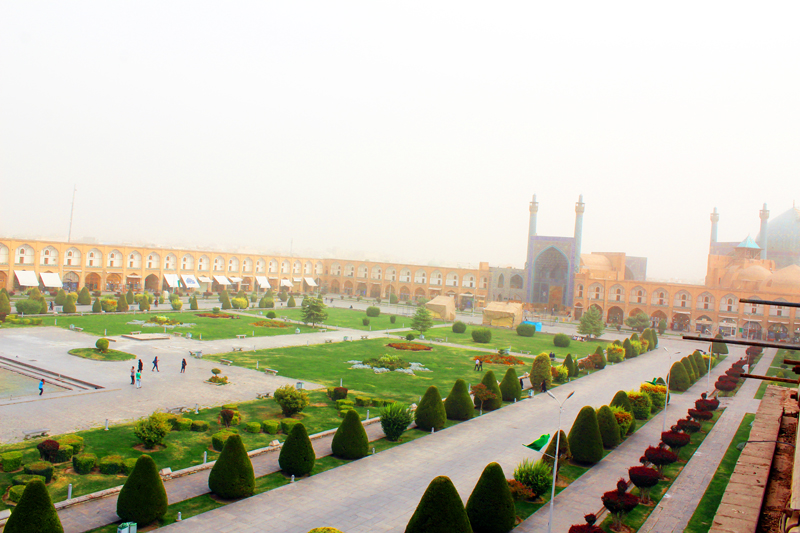 iran-tour-kultur-reise-isfahan-naghsh-jahan-moschee