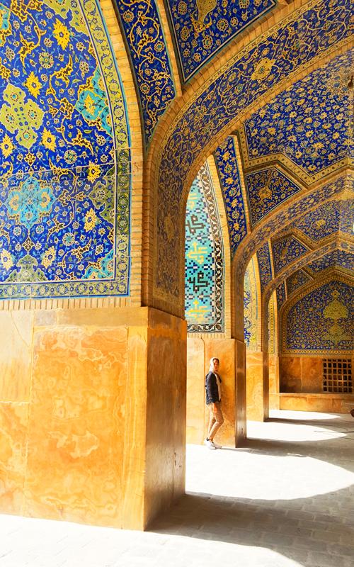 Mithin ist Isfahan mit seinen Moscheen und seiner Kultur ein Highlight unserer Rundreise durch Iran