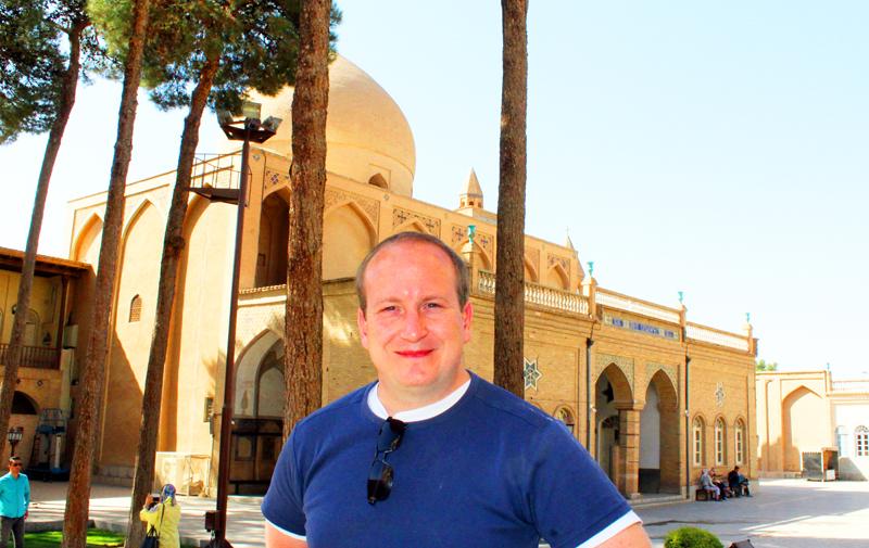 Ebenfalls ist die Kirche Vank in der Kulturstadt Isfahan ein imposantes Ziel im Rahmen unserer Rundreise durch Iran