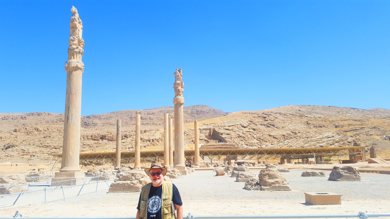 Weltkulturerbe Persepolis in Iran