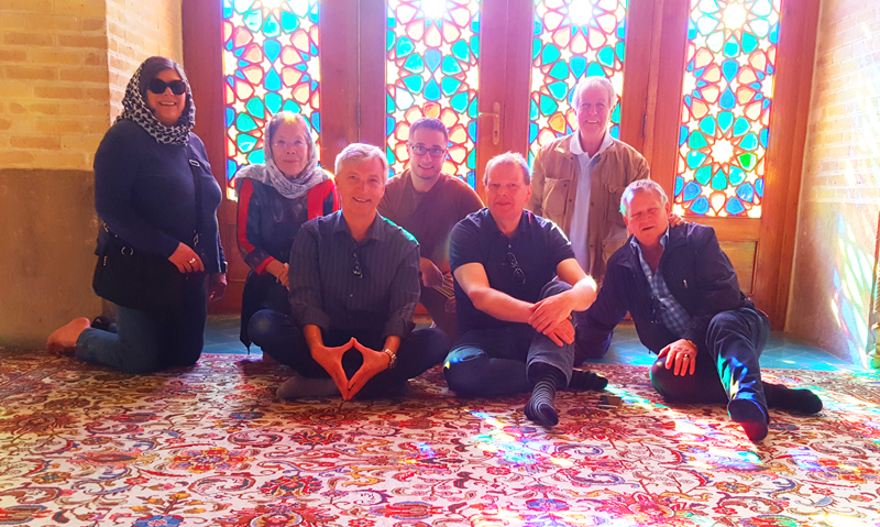 Reisegruppe Rundreise Iran