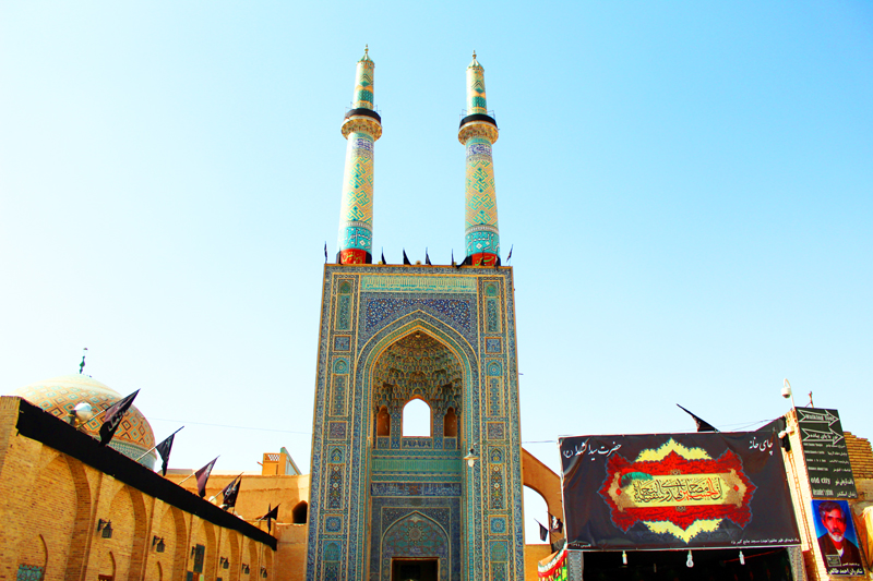 Aschura in Yazd Iran