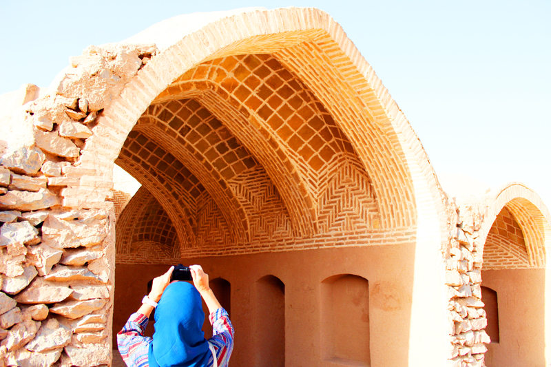 Zarathustra Yazd Iran