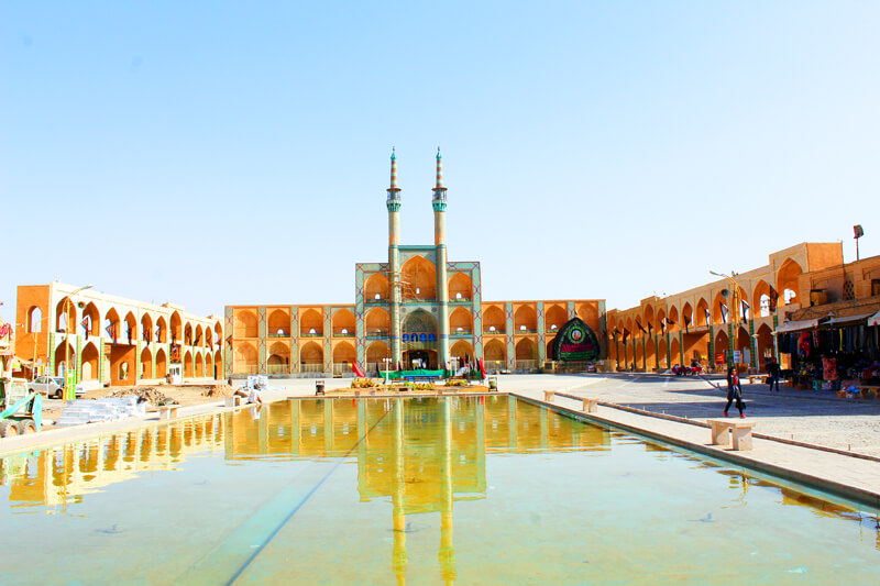Amir Chakhmagh Yazd Iran